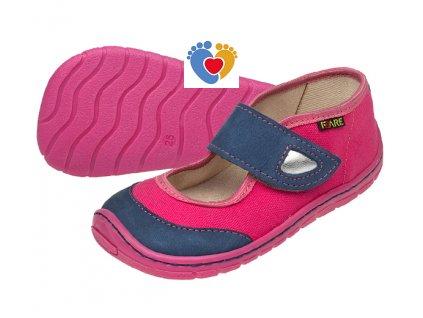 Detská barefoot obuv FARE BARE 5163451