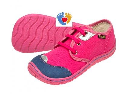Detské barefoot tenisky FARE BARE 5111451