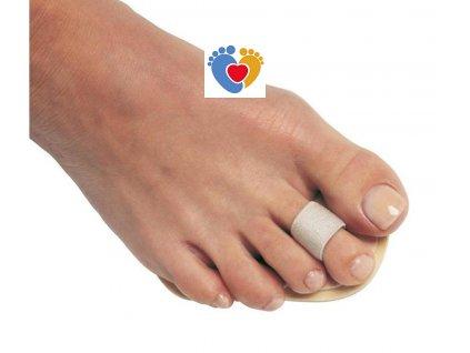 Korektor kladívkového prsta