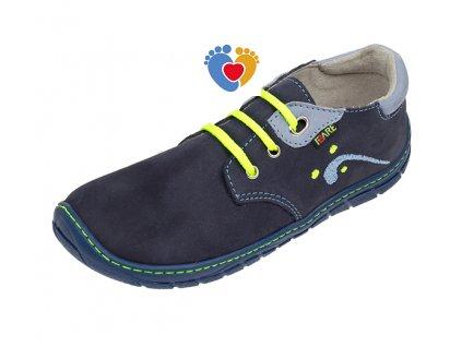 Detské barefoot tenisky FARE BARE 5212201