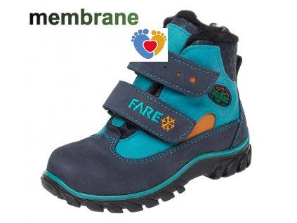 Detská zimná obuv FARE 840204