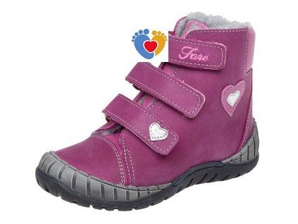 Detská zimná obuv FARE  841191