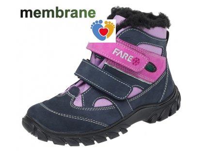 Detská zimná obuv FARE  2644253