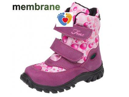 Detská zimná obuv FARE  848193