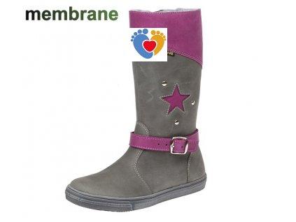 Detská zimná obuv FARE 4641162