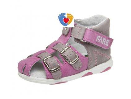 Detské sandálky FARE 568154