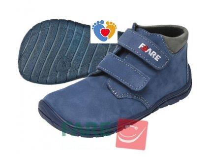 Detské barefoot obuv FARE BARE 5221202 a0a7f56646