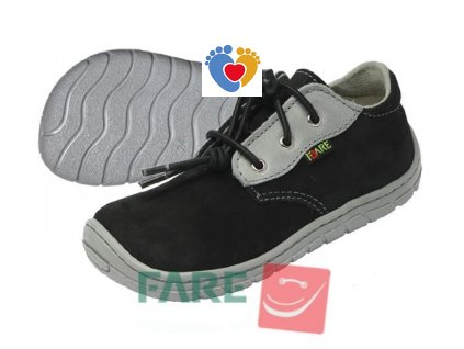 Detské barefoot topánky FARE BARE 5113211