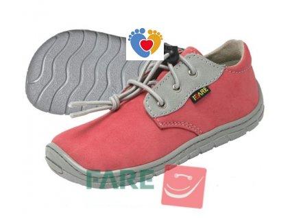 Detské barefoot topánky FARE BARE 5113241