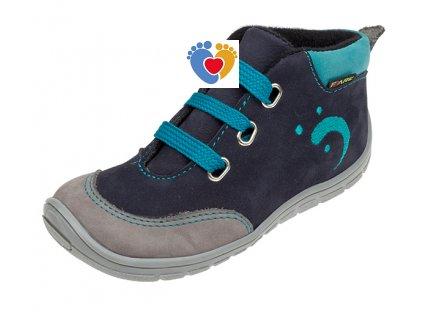 Detské barefoot topánky FARE BARE 5121201