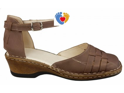 Dámska zdravotná obuv ORTO plus 1787 - 66