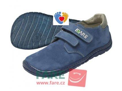 6e6c29ad42898 Detské barefoot topánky FARE BARE 5212212
