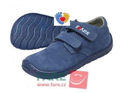 Detské barefoot topánky FARE BARE 5113201