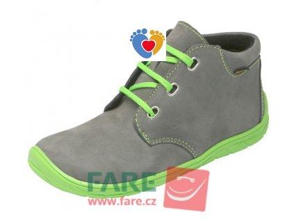 Detské barefoot topánky  FARE BARE 5221262
