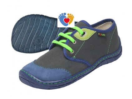 Detské barefoot tenisky FARE BARE 5211401