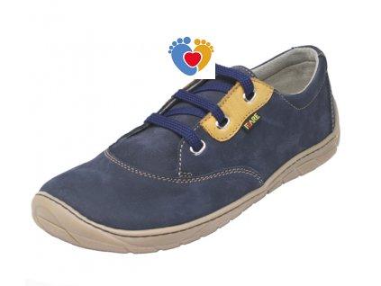 Detské barefoot celoročné topánky FARE BARE 5311201