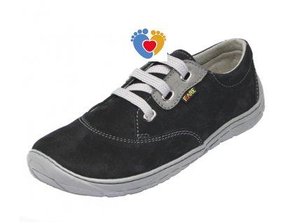 Detské barefoot celoročné topánky FARE BARE 5311211