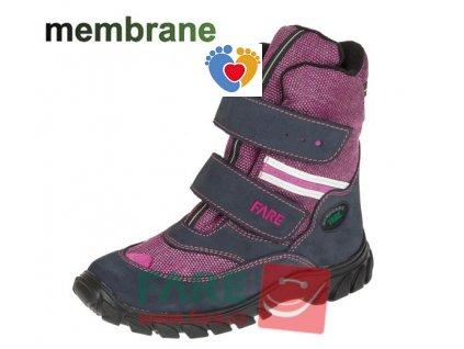 Detská zimná obuv FARE 2646294