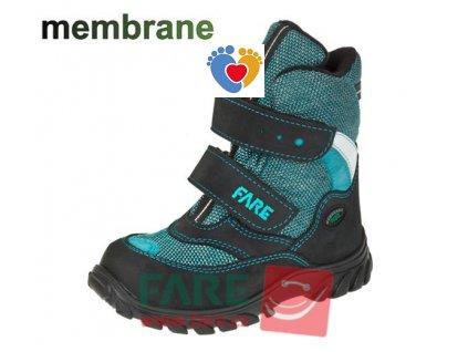 Detská zimná obuv FARE 848209