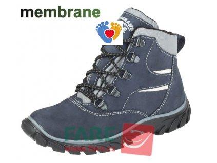 Detská treková obuv FARE 2622202