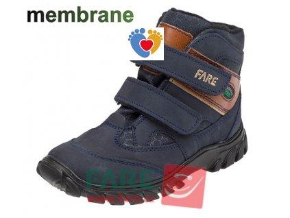 Detská treková obuv FARE 2624202