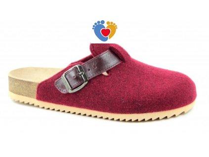 9866 pantofle trento furry vinove