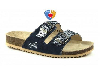 10187 pantofle classic essential blue 2002 pr2 ebl