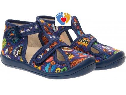 Detské papuče FARE 4119403
