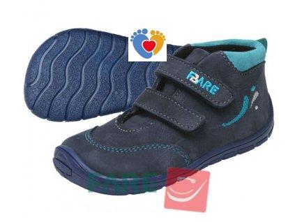 Detské barefoot topánky FARE BARE A5121203