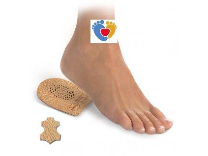 spur heel supports s v