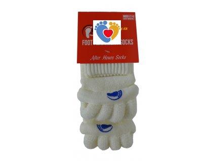 Adjustačné ponožky® OFF WHITE
