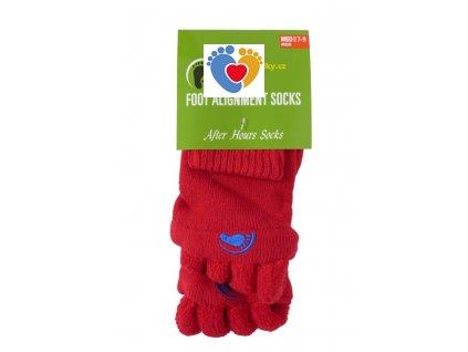 Adjustačné ponožky® RED