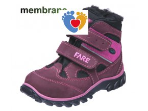 Detská zimná obuv FARE 846252