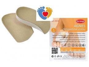 Ortopedické detské vložky AGNES - Dr.Grepl