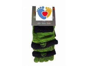 Adjustačné ponožky® GREEN