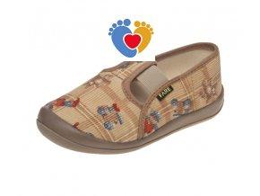 Detské papuče FARE 4111