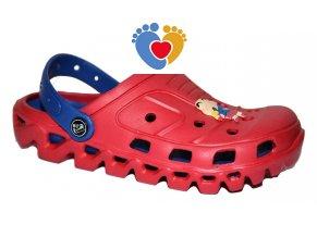Plážová obuv BUGGA B105