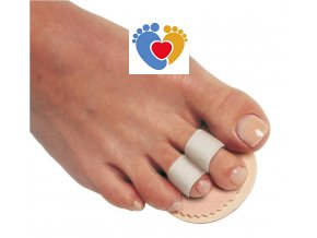 Korektor  kladívkových prstov
