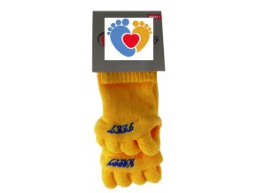 Adjustačné ponožky® YELLOW