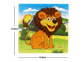 10 New Sale 38 Style Cartoon Wooden Puzzle Children Animal Vehicle Jigsaw Toy 2 6 Year Baby
