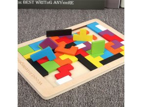 colorful 3 d puzzle wooden tangram math t main 2