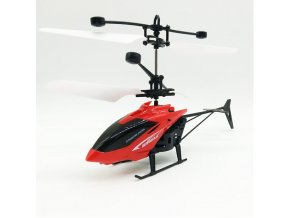 2 Mini RC Drone Fly RC Helicopter Aircraft Suspension Induction Helicopter Kids Toy LED Light Remote Control