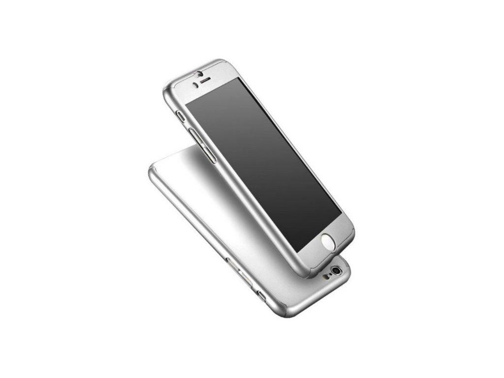 2903 kryt 360 full body iphone 7 plus silver