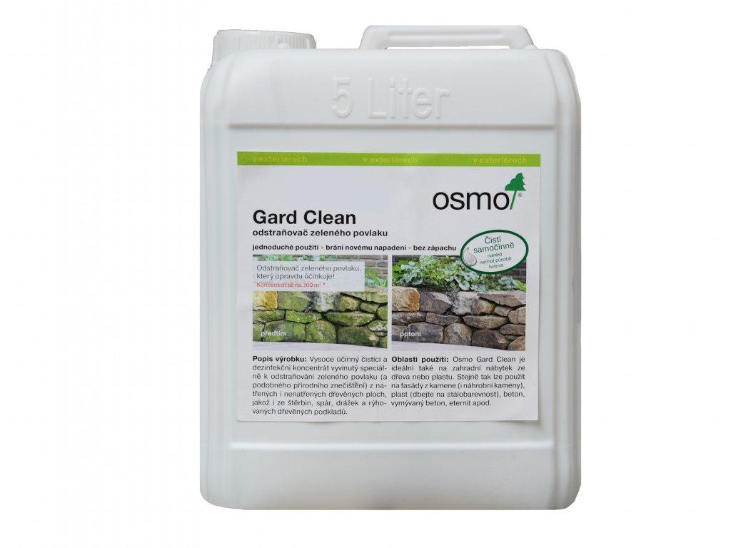 GARD CLEAN odstraňovač zeleného povlaku 6606