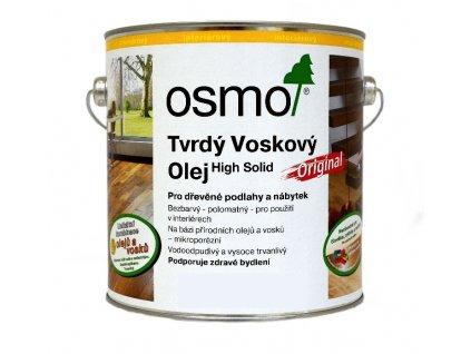 3011 Tvrdý voskový olej Original