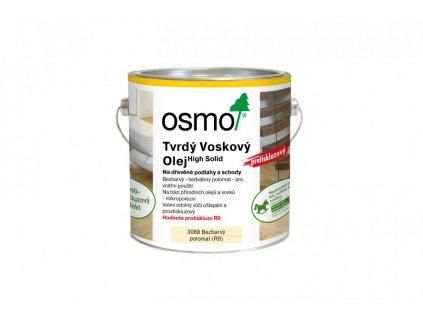 OSMO Tvrdý voskový olej protiskluzový  + dárek v hodnotě 7%