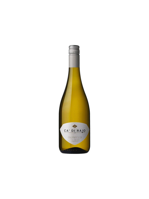 Prosecco Frizzante, DOC, suché víno, vinařství Ca di Rajo
