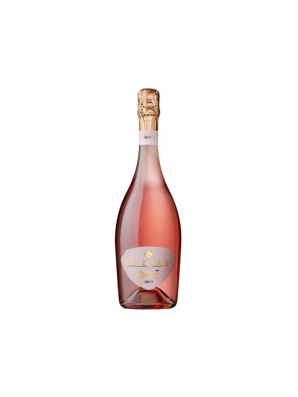 Rosé spumante CdR,0.75l