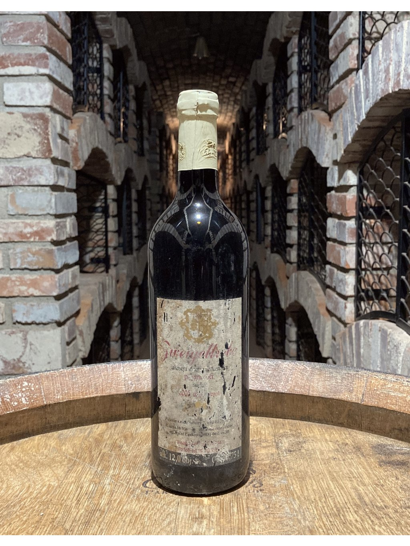 Zweigeltrebe, pozdní sběr, suché, 2005, vinařství Palavín