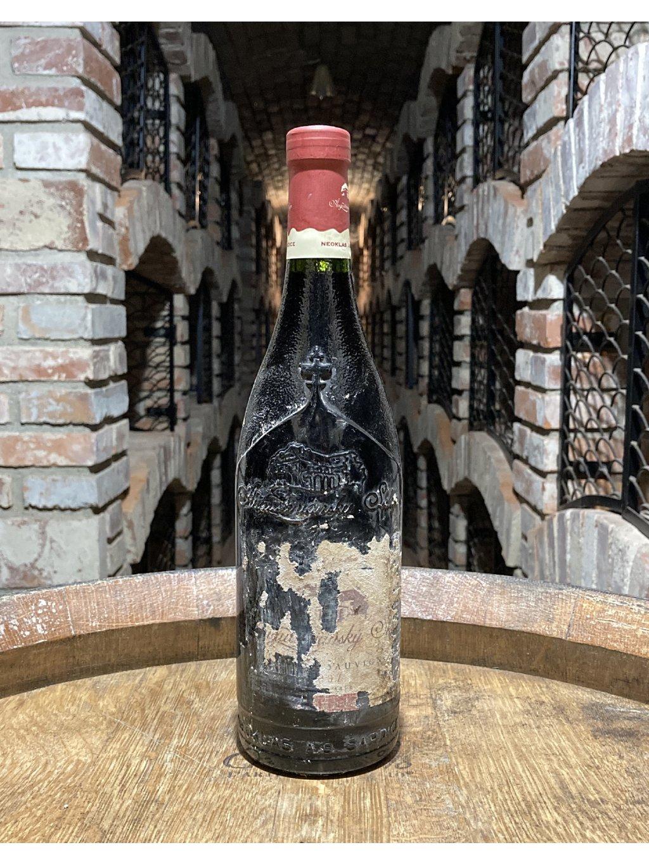 Cabernet Sauvignon, pozdní sběr, 2007,  vinařství Neoklas Šardice